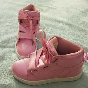 Heelys girl size 2